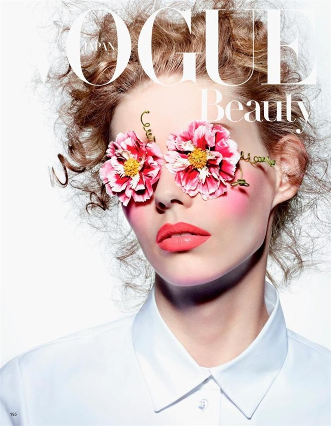 VOGUE JAPAN Ondria Hardin by Richard Burbridge. Nicolette Owen, March 2015, www.imageamplified.com, Image Amplified (2)