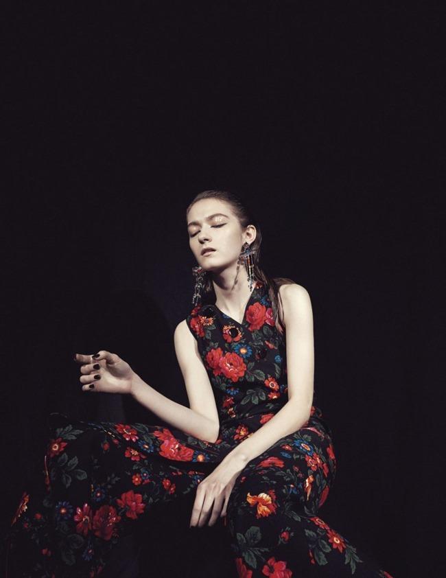 10 MAGAZINE Kasia Jujeczka & Katlin Aas by Alessio Bolzoni. Hector Castro, Spring 2015, www.imageamplified.com, Image Amplified (4)