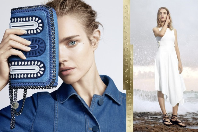 CAMPAIGN Natalia Vodianova for Stella McCArtney Spring 2015 by Harley Weir. Stella McCartney, www.imageamplified.com, Image Amplified (1)