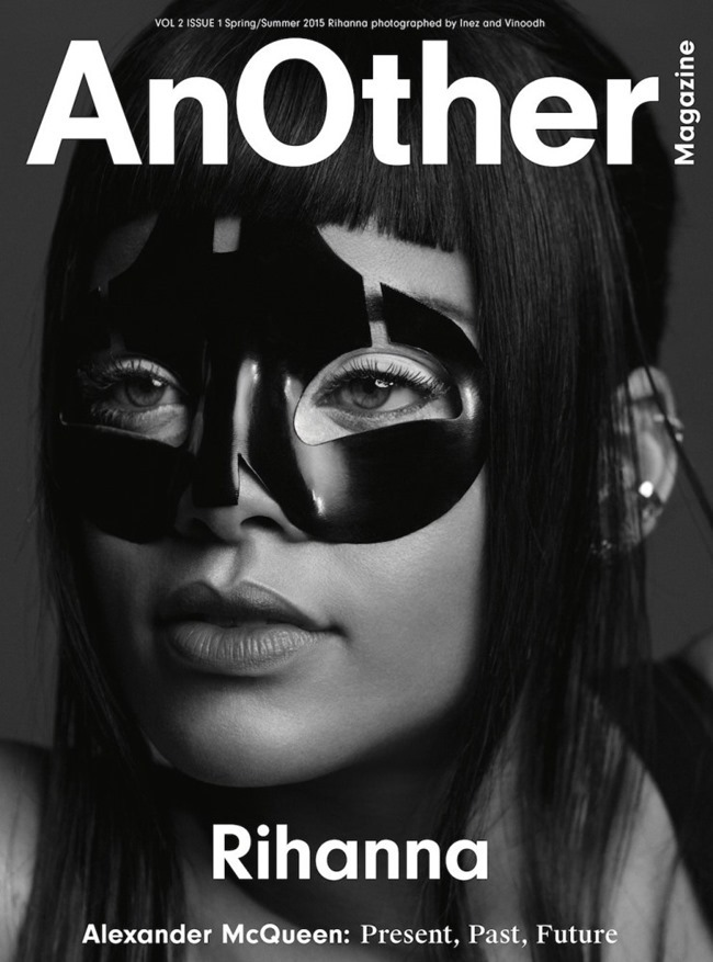 ANOTHER MAGAZINE Rihanna by Inez & Vinoodh. Katy England, Spring 2015, www.imageamplified.com, Image Amplified (5)