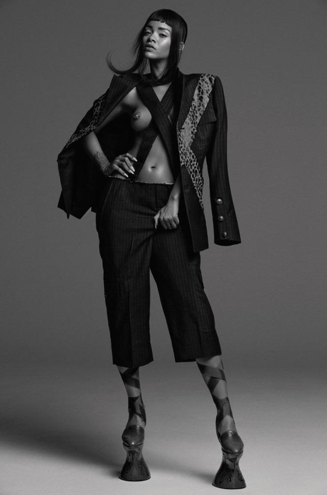 ANOTHER MAGAZINE Rihanna by Inez & Vinoodh. Katy England, Spring 2015, www.imageamplified.com, Image Amplified (7)