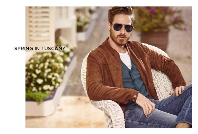 CAMPAIGN Ryan Burns for Mango Spring 2015. www.imageamplified.com, Image Amplified (1)