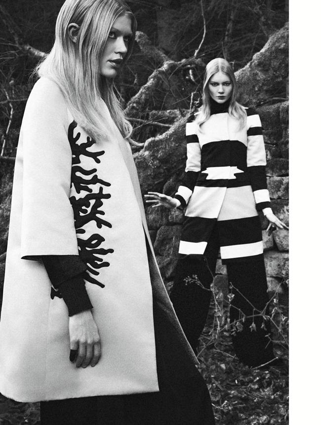 IO DONNA Alys Hale & Zanna van Vorstenbosch by Dima Hohlov. Kimi O'Neill, February 2015, www.imageamplified.com, Image Amplified (21)