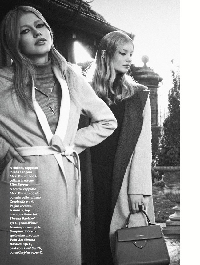 IO DONNA Alys Hale & Zanna van Vorstenbosch by Dima Hohlov. Kimi O'Neill, February 2015, www.imageamplified.com, Image Amplified (6)