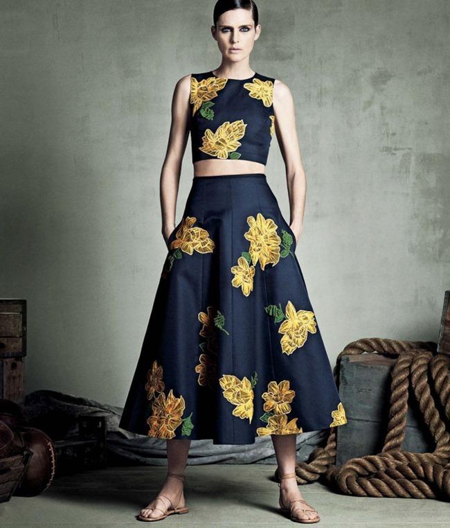 LOOKBOOK Stella Tennant for Neiman Marcus Spring 2015 by Iango & Luigi. www.imageamplified.com, Image Amplified (12)