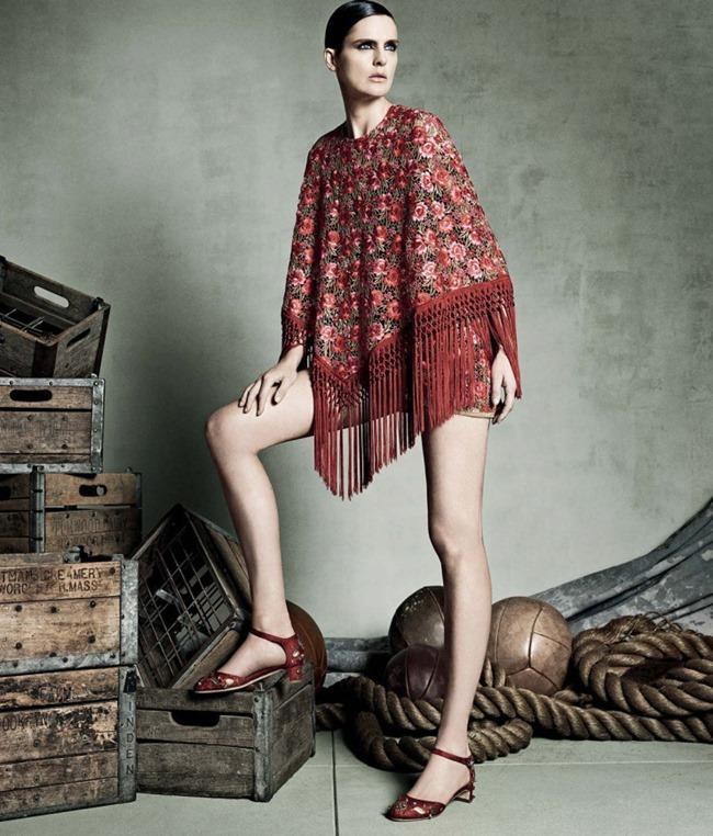 LOOKBOOK Stella Tennant for Neiman Marcus Spring 2015 by Iango & Luigi. www.imageamplified.com, Image Amplified (14)