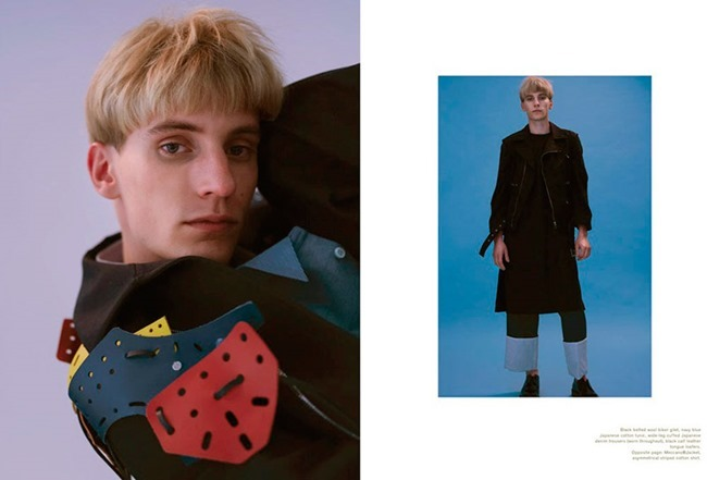 METAL MAGAZINE Charlie Cooper by Jonas Lindstrom. Santi Rodriguez, Spring 2015, www.imageamplified.com, Image Amplified (4)