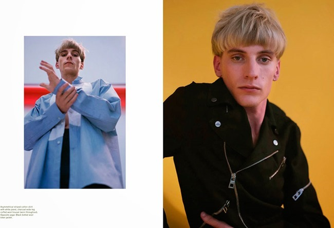 METAL MAGAZINE Charlie Cooper by Jonas Lindstrom. Santi Rodriguez, Spring 2015, www.imageamplified.com, Image Amplified (5)