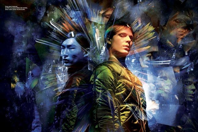 METAL MAGAZINE Sang Woo Kim & Simon Fitskie by Brian Huynh. Santi Rodriguez, Spring 2015, www.imageamplified.com, Image Amplified (2)