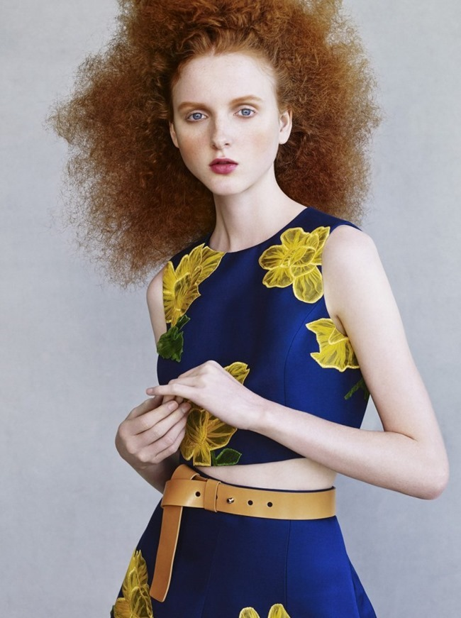 VOGUE RUSSIA Madison Stubbington & Magdalena Jasek by Victor Demarchelier. Olga Dunina, March 2015, www.imageamplified.com, Image amplified (3)