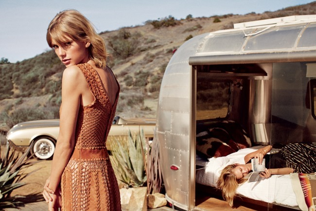 VOGUE MAGAZINE Karlie Kloss & Taylor Swift by Mikael Jansson. Tonne Goodmann, March 2015, www.imageamplified.com, Image Amplified (8)
