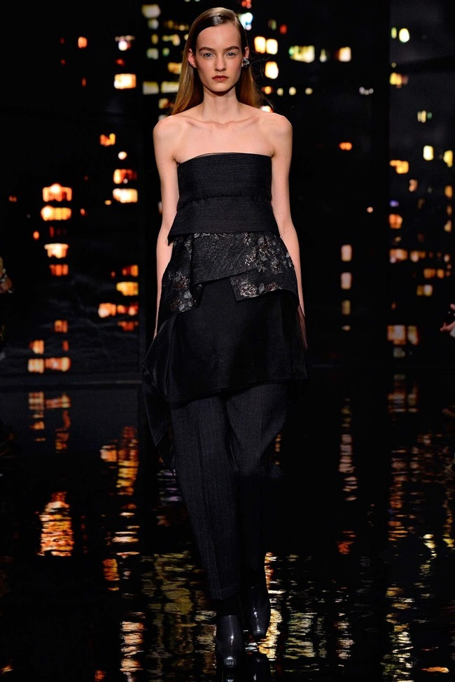 NEW YORK FASHION WEEK Dona Karan Fall 2015. www.imageamplified.com, Image Amplified (3)