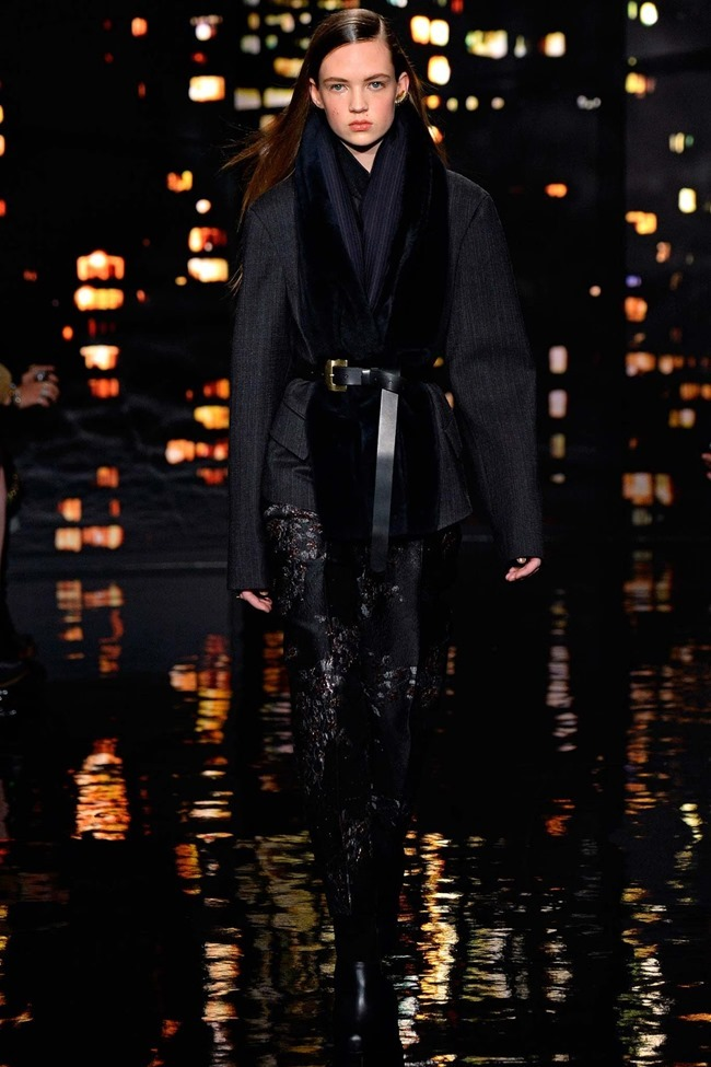 NEW YORK FASHION WEEK Dona Karan Fall 2015. www.imageamplified.com, Image Amplified (5)