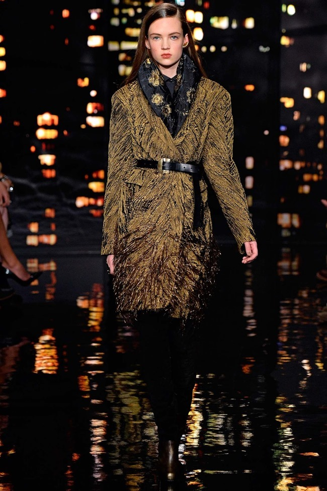 NEW YORK FASHION WEEK Dona Karan Fall 2015. www.image amplified.com, Image Amplified (34)