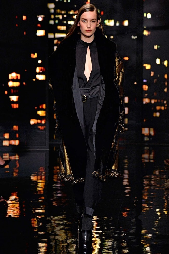 NEW YORK FASHION WEEK Dona Karan Fall 2015. www.imageamplified.com, Image Amplified (36)