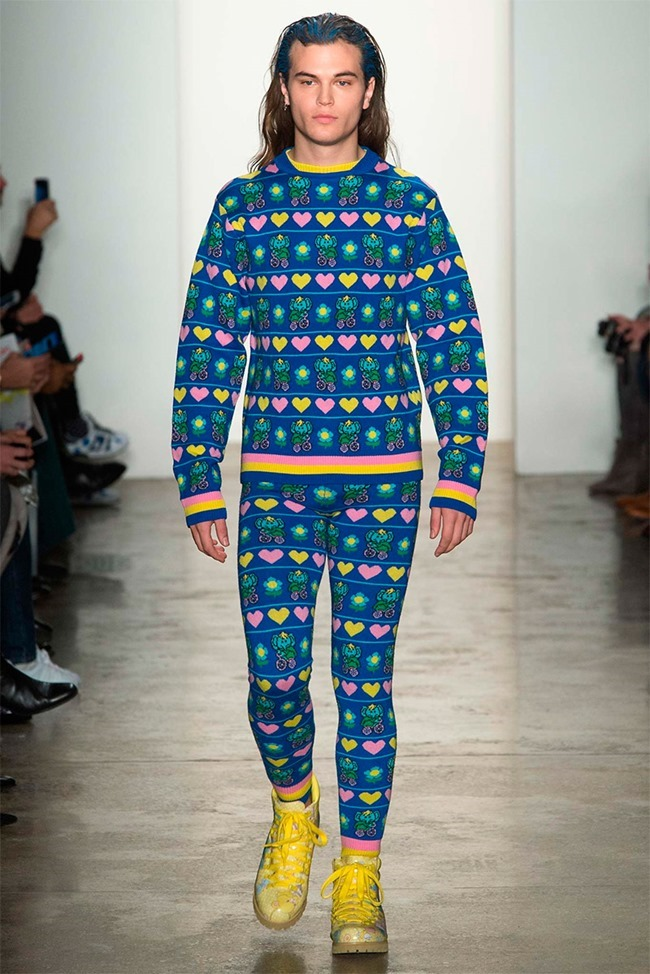 NEW YORK FASHION WEEK Jeremy Scott Fall 2015. www.imageamplified.com, Image Amplified (4)