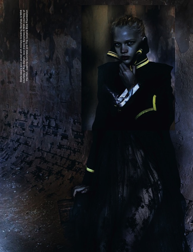 ANOTHER MAGAZINE McQueen by Nick Knight. Katy England, Spring 2015, www.imageamplified.com, Image Amplified (3)