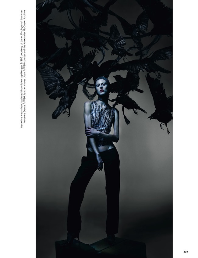 ANOTHER MAGAZINE McQueen by Nick Knight. Katy England, Spring 2015, www.imageamplified.com, Image Amplified (11)