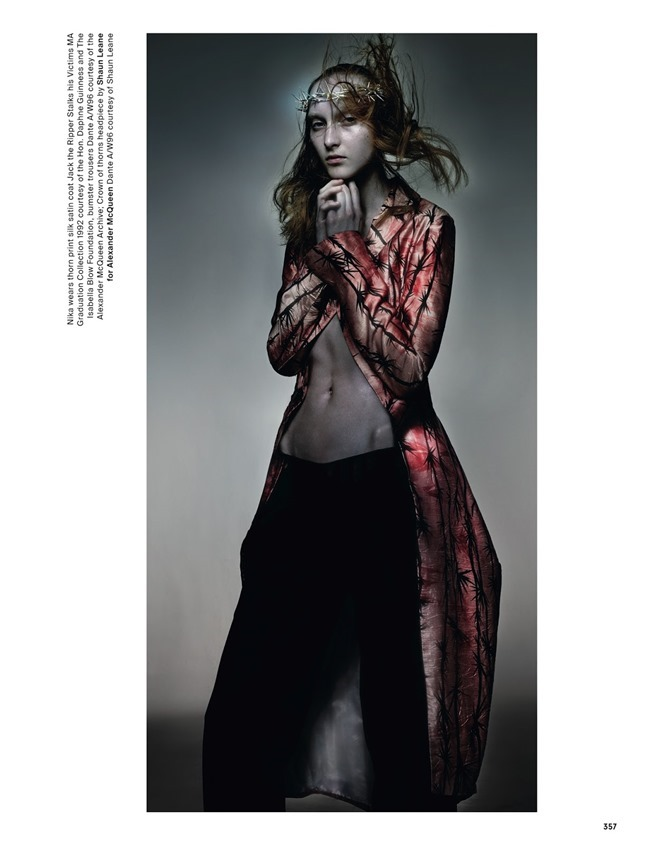 ANOTHER MAGAZINE McQueen by Nick Knight. Katy England, Spring 2015, www.imageamplified.com, Image Amplified (17)