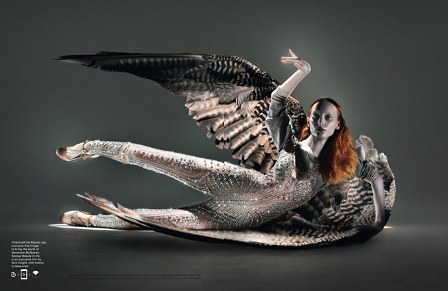 ANOTHER MAGAZINE McQueen by Nick Knight. Katy England, Spring 2015, www.imageamplified.com, Image Amplified (18)