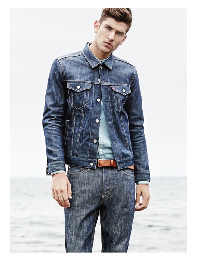 CAMPAIGN Jack Vanderhart & Jacob Hankin for Myer Denim Fall 2015. www.imageamplified.com, Image Amplified (3)