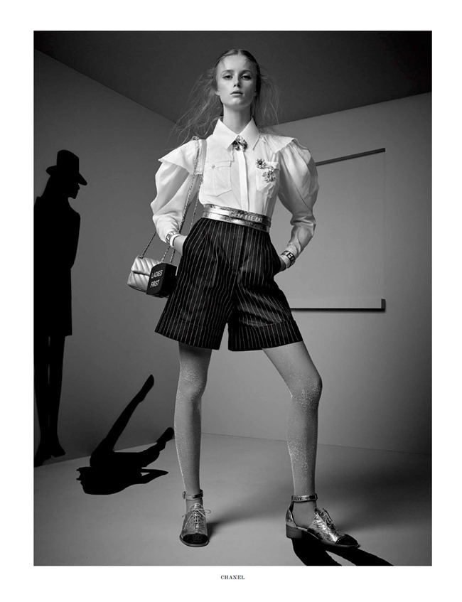 INTERVIEW MAGAZINE Silhouettes & Shadows by Craig McDean. Karl Templer, March 2015, www.imageamplified.com, Image Amplified (16)