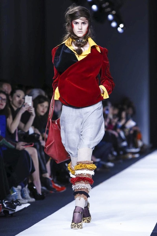LONDON FASHION WEEK Vivienne Westwood Red Label Fall 2015. www.imageamplified.com, Image Amplified (19)