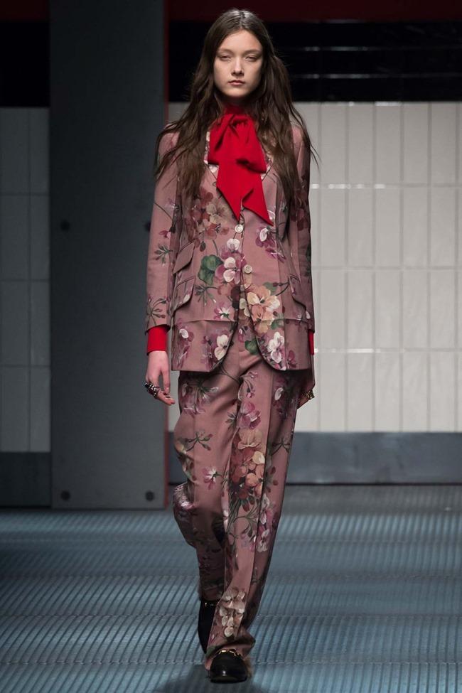 MILAN FASHION WEEK Gucci Fall 2015. www.imageamplified.com, Image Amplified (44)