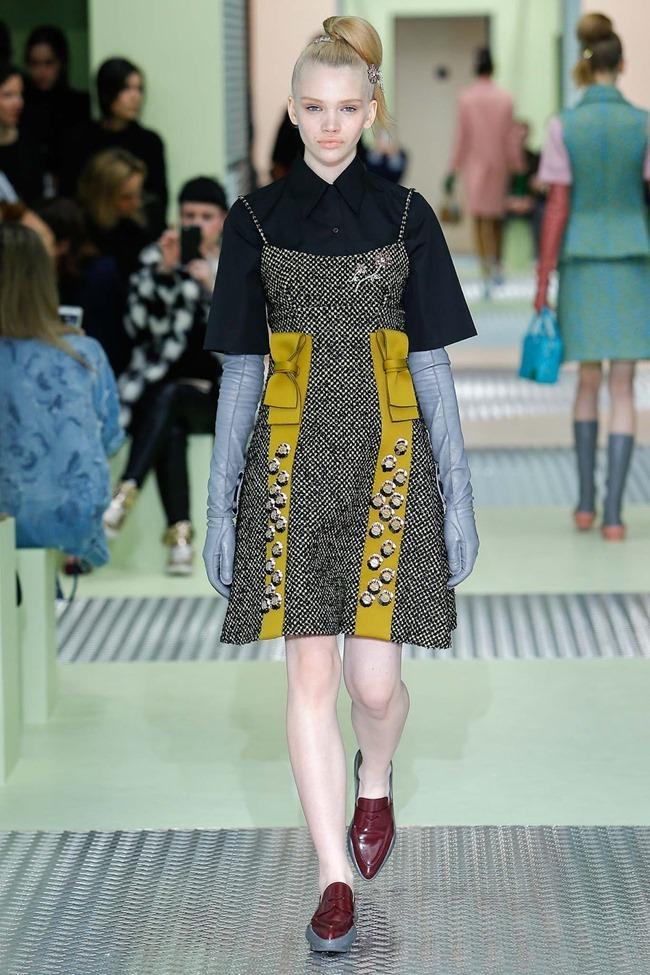 MILAN FASHION WEEK Prada Fall 2015. www.imageamplified.com, Image Amplified (20)