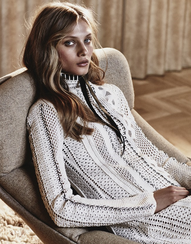 MIXTE MAGAZINE Anna Selezneva by Emma Tempest. Dimphy den Otter, Spring 2015, www.imageamplified.com, Image Amplified (7)