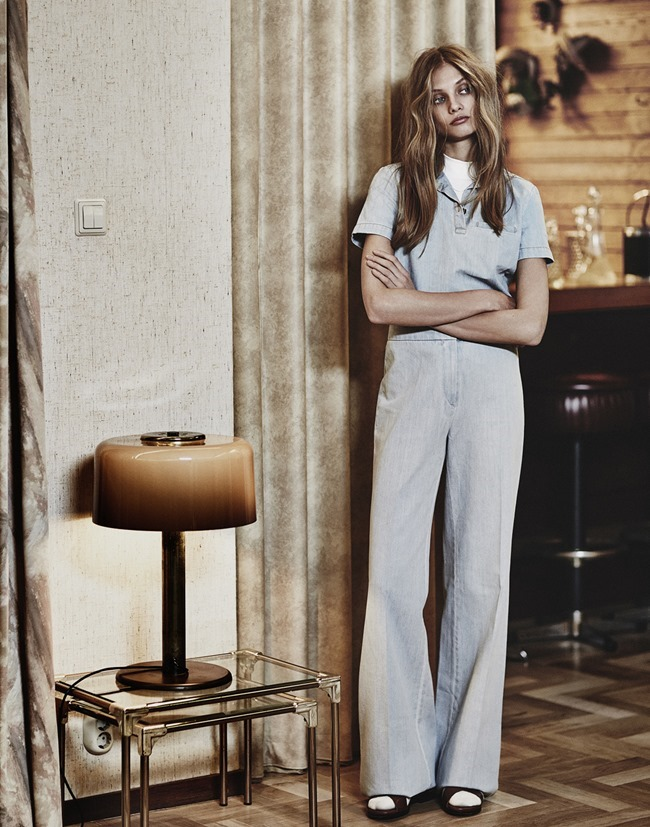 MIXTE MAGAZINE Anna Selezneva by Emma Tempest. Dimphy den Otter, Spring 2015, www.imageamplified.com, Image Amplified (8)
