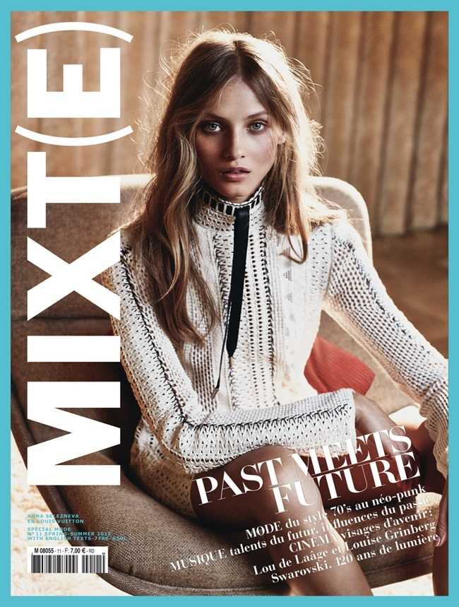 MIXTE MAGAZINE Anna Selezneva by Emma Tempest. Dimphy den Otter, Spring 2015, www.imageamplified.com, Image Amplified (11)