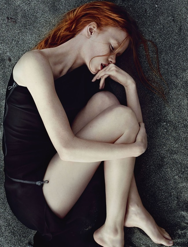 NUMERO MAGAZINE Julia Hafstrom by Txema Yeste. Belen Casadevall, March 2015, www.imageamplified.com, Image Amplified (4)