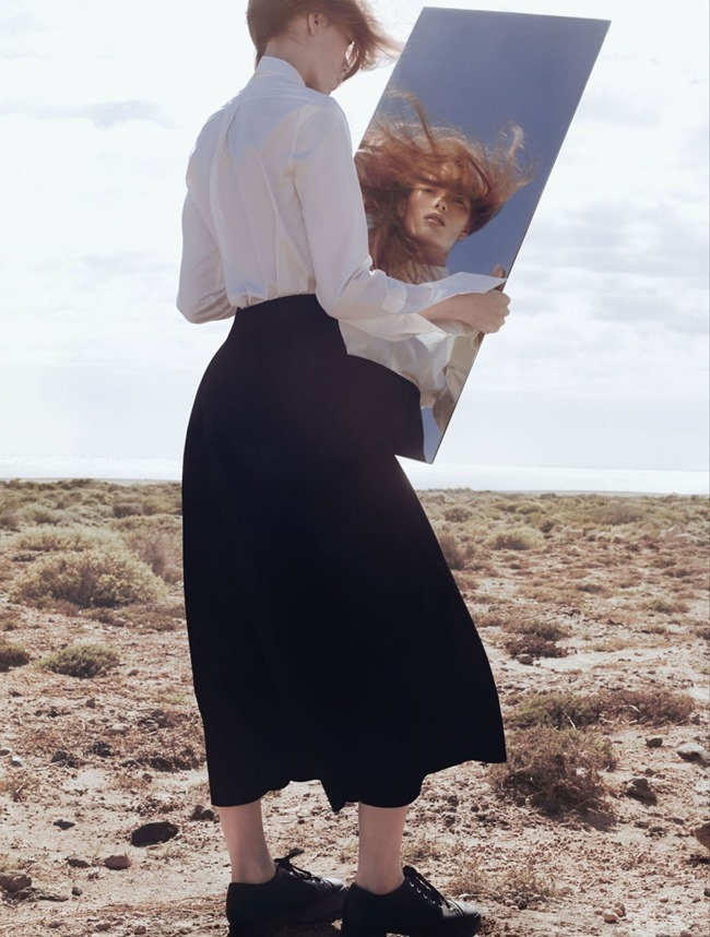 NUMERO MAGAZINE Julia Hafstrom by Txema Yeste. Belen Casadevall, March 2015, www.imageamplified.com, Image Amplified (7)