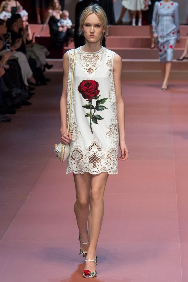 MILAN FASHION WEEK Dolce & Gabbana Fall 2015. www.imageamplified.com, Image Amplified (17)