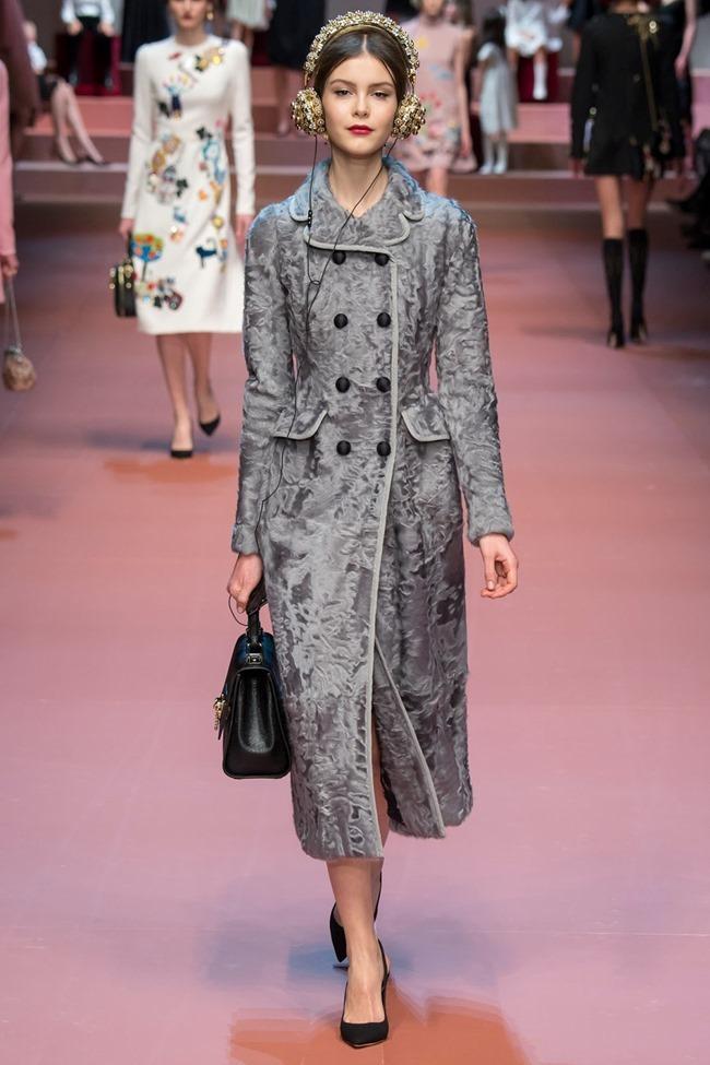 MILAN FASHION WEEK Dolce & Gabbana Fall 2015. www.imageamplified.com, Image Amplified (25)