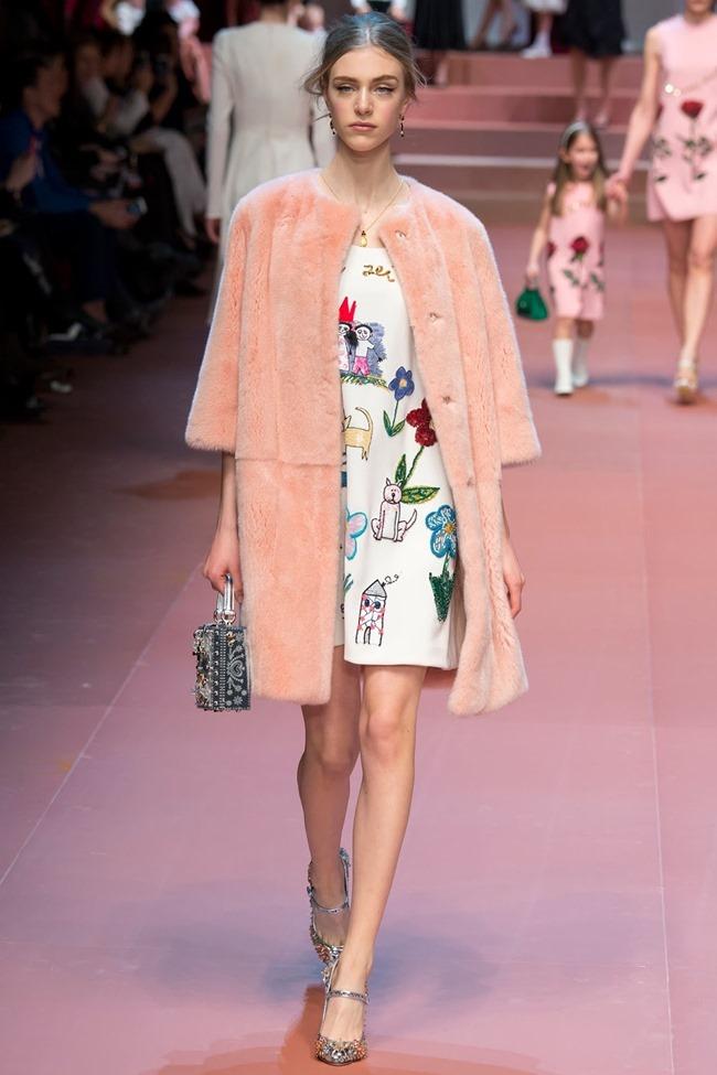 MILAN FASHION WEEK Dolce & Gabbana Fall 2015. www.imageamplified.com, Image Amplified (28)