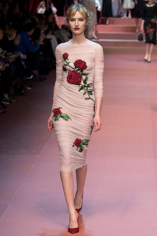 MILAN FASHION WEEK Dolce & Gabbana Fall 2015. www.imageamplified.com, Image Amplified (66)