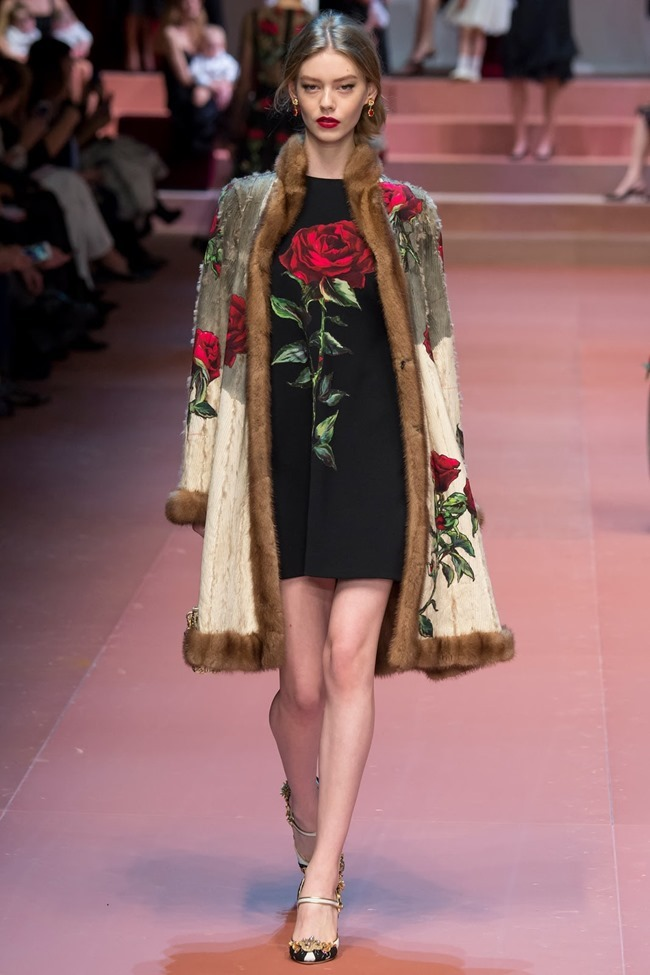 MILAN FASHION WEEK Dolce & Gabbana Fall 2015. www.imageamplified.com, Image Amplified (72)