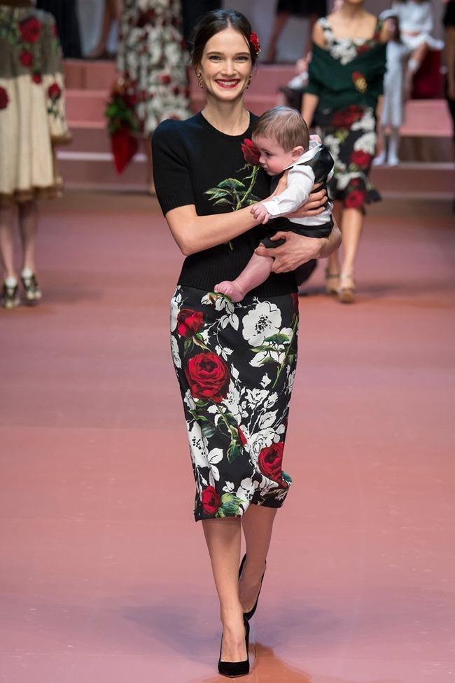 MILAN FASHION WEEK Dolce & Gabbana Fall 2015. www.imageamplified.com, Image Amplified (74)