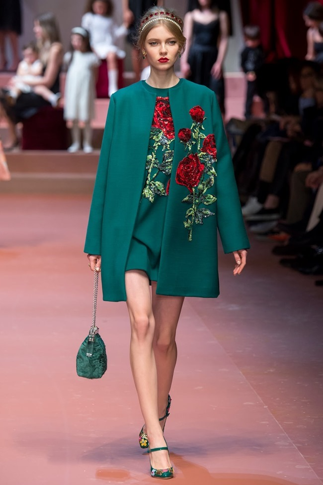 MILAN FASHION WEEK Dolce & Gabbana Fall 2015. www.imageamplified.com, Image Amplified (79)