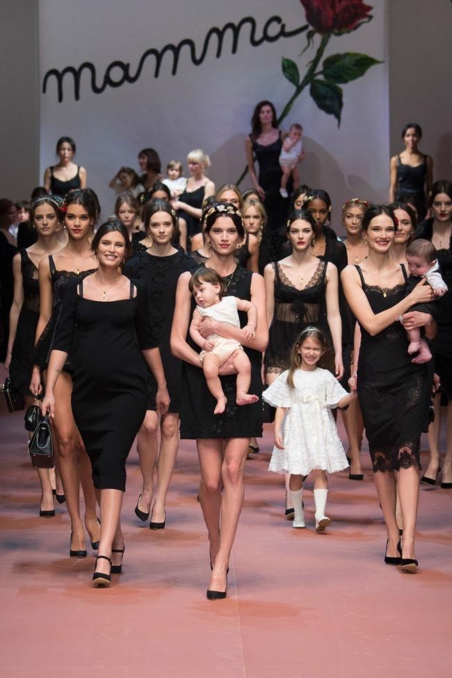 MILAN FASHION WEEK Dolce & Gabbana Fall 2015. www.imageamplified.com, Image Amplified (90)