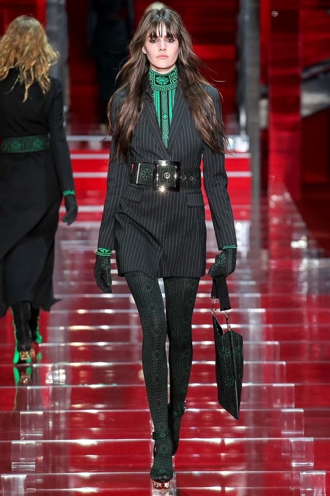 MILAN FASHION WEEK Versace Fall 2015. www.imageamplified.com, Image Amplified (3)
