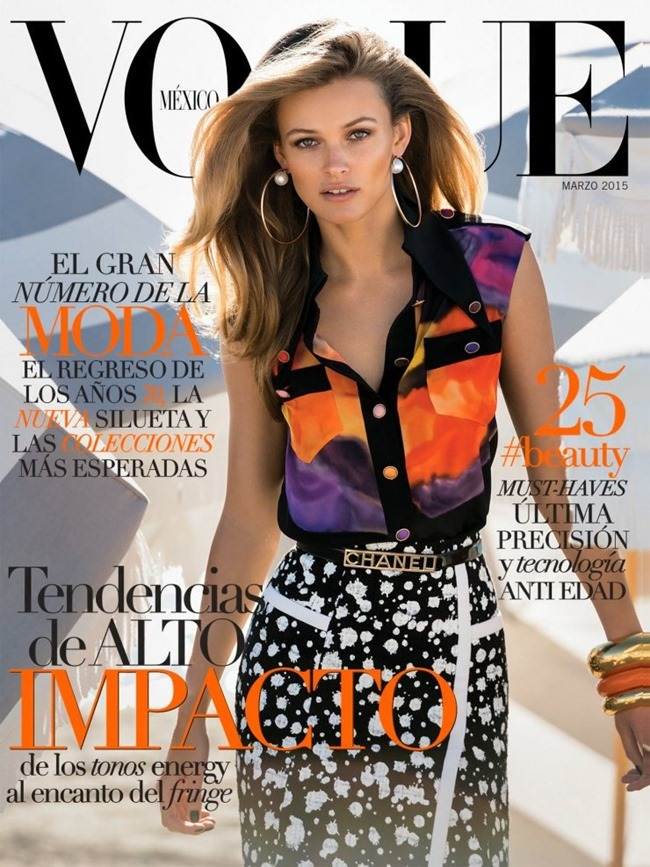 VOGUE MEXICO Edita Vilkeviciute & Brian Shimansky by Gilles Bensimon. Sarah Gore Reeves, March 2015, www.imageamplified.com, Image Amplified (13)