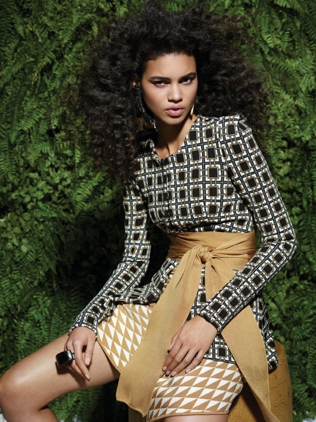 VOGUE BRAZIL Mariana Santana by Ingela Klemetz Farago & Peter Farago. Pedro Sales, March 2015, www.imageamplified.com, Image Amplified (3)