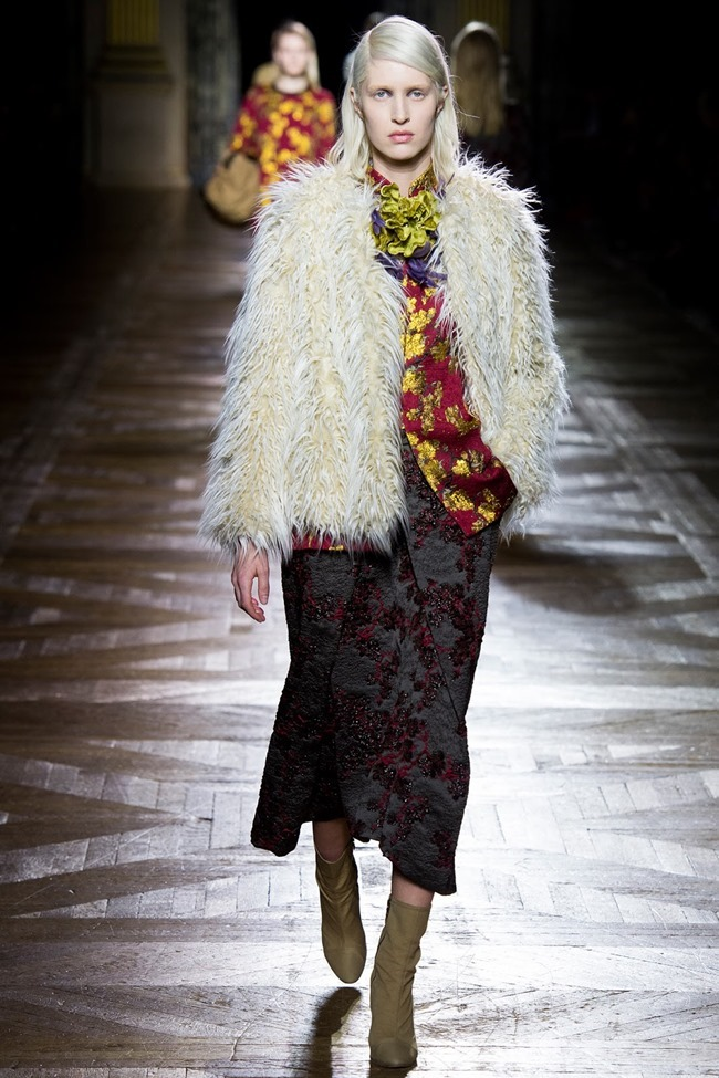 PARIS FASHION WEEK Dries Van Noten Fall 2015. www.imageamplified.com, Image Amplified (4)