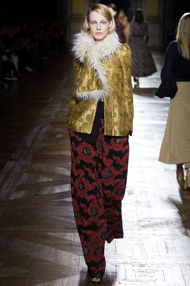 PARIS FASHION WEEK Dries Van Noten Fall 2015. www.imageamplified.com, Image Amplified (9)