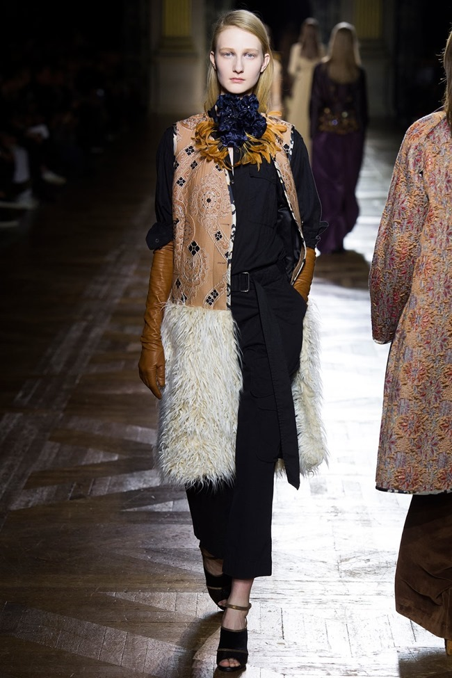 PARIS FASHION WEEK Dries Van Noten Fall 2015. www.imageamplified.com, Image Amplified (36)