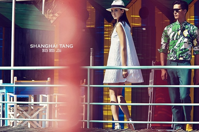 CAMPAIGN Bonnie Chen for Shanghai Tang Spring 2015 by Richard Ramos. www.imageamplified.com, Image amplified (6)