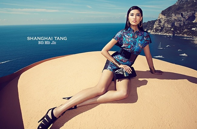 CAMPAIGN Bonnie Chen for Shanghai Tang Spring 2015 by Richard Ramos. www.imageamplified.com, Image amplified (1)